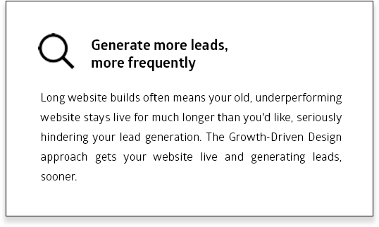 Generate more leads, more frequently