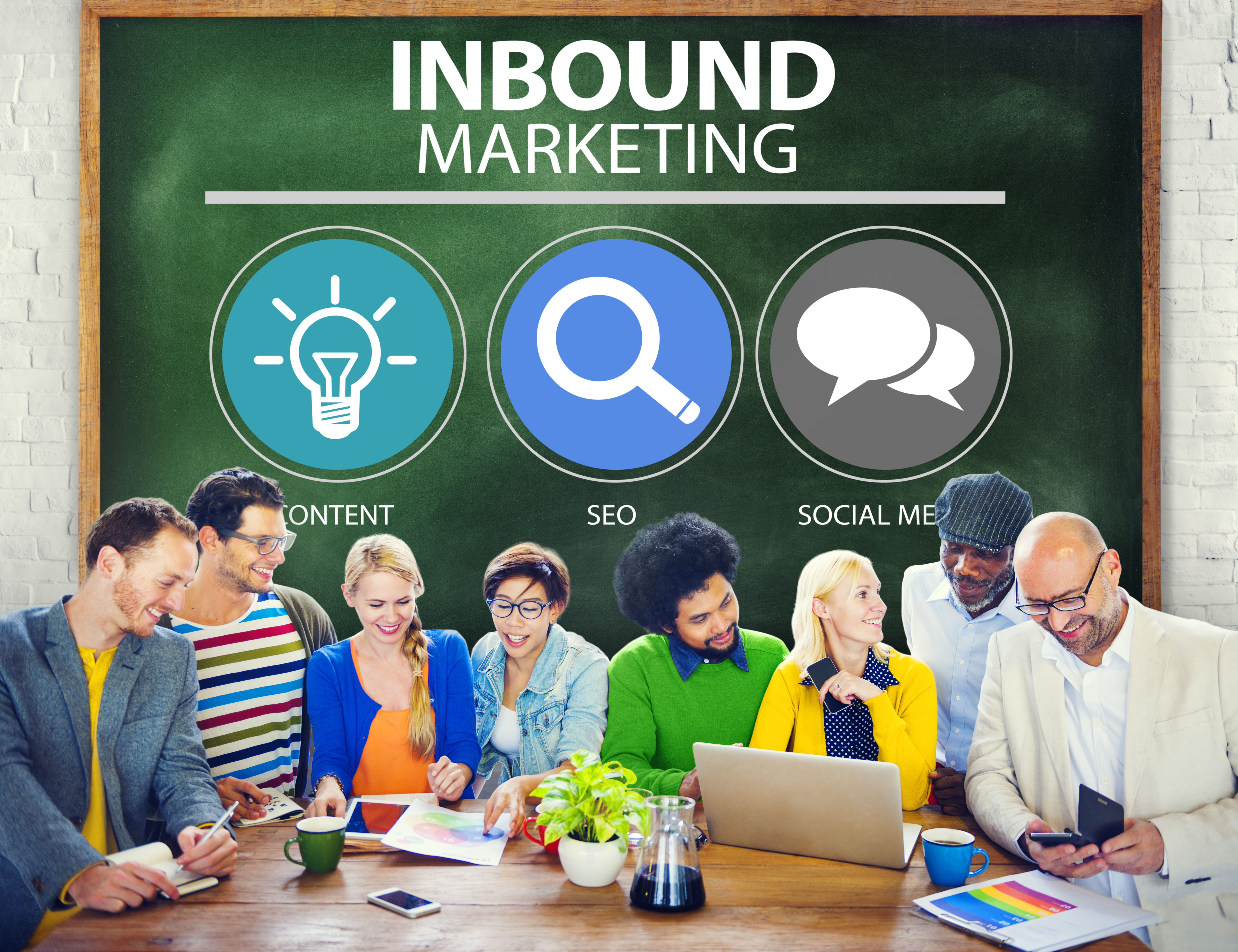 Inbound Marketing for education institute