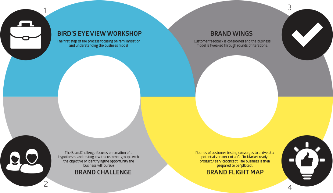 THE WINGS FOR PROFITTM MARKETING AND BRANDING STRATEGY PROGRAM